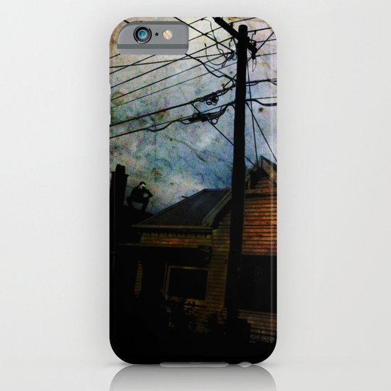 Home Invasion iPhone & iPod Case