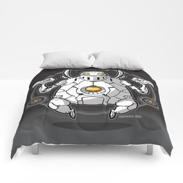Zen Robot Comforters
