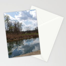 Oh to reflect Stationery Cards