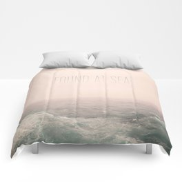 Found At Sea Comforters