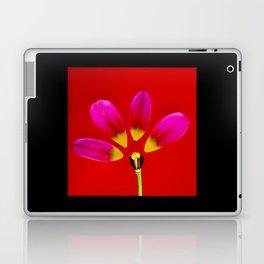 deconstructed tulip Laptop & iPad Skin