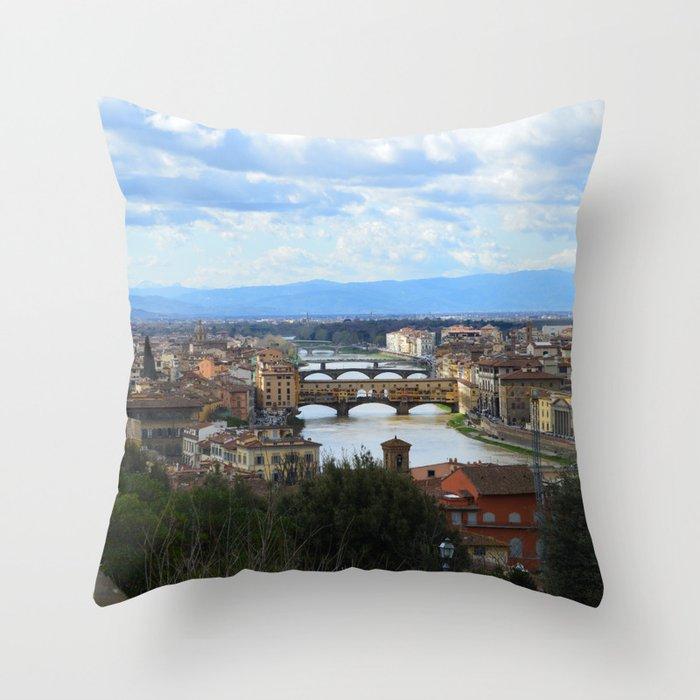 Florence- Italy Deko-Kissen
