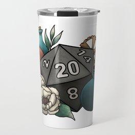 Artificer Class D20 - Tabletop Gaming Dice Travel Mug