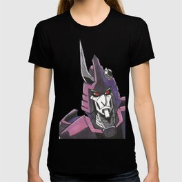 """Not A Decepticon"" - Cyclonus T-shirt"