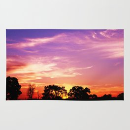 East Texas Sunset Rug