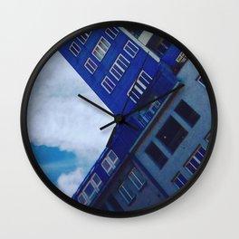 Berlin Building I Wall Clock