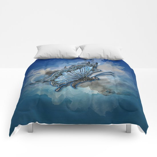 The Butterfly effect Comforters