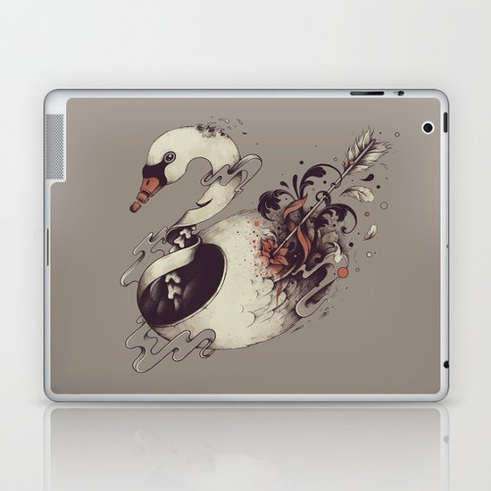 Broken Innocence Laptop & iPad Skin