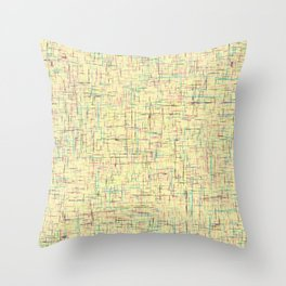 Ambient 77 In Color 5 Throw Pillow