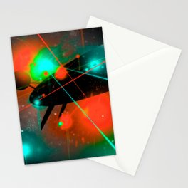 BATTLE - Heavy Metal Thunder Artwork Stationery Cards