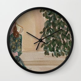 the old time when travelling to Goreme Kapadokya Wall Clock