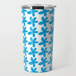 Cornflower Travel Mug
