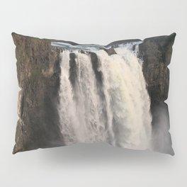 Snoqualmie Falls Pillow Sham