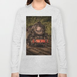 Express Train to Whitby Long Sleeve T-shirt