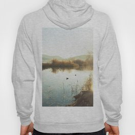 Autumn Lake Tranquility Hoody