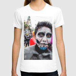 Blue eye Catrina T-shirt