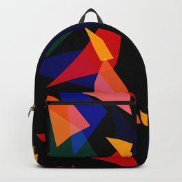 "Triangled 04. ""Chaos"" Backpack"