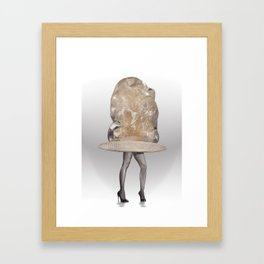 "I still love that ""single ladies"" video #1 Framed Art Print"