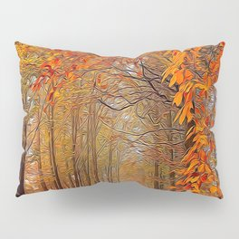 Autumn Parade Pillow Sham