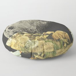 Mount Moon Floor Pillow
