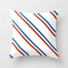 Yugal-Prague Throw Pillow