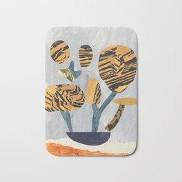 Tiger Tree Bath Mat