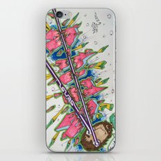 Black Book Piece No. 12 iPhone & iPod Skin