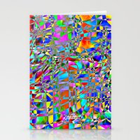 atlas Stationery Cards featuring Atlas by DJ THAT