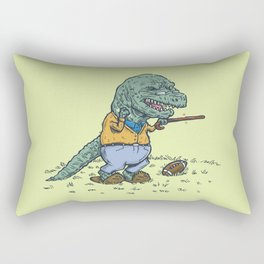 Geriatricasaur Rectangular Pillow
