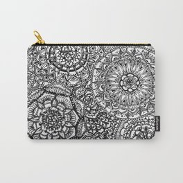 Mandala Maze Carry-All Pouch