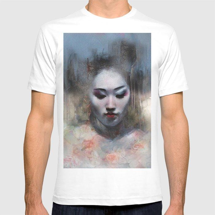 The ikebana woman T-shirt
