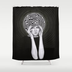 Mauna Shower Curtain