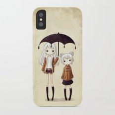 Sisters Slim Case iPhone X