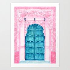 Doorway Project 1 Art Print