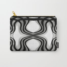 Nobel Squiggly Lines Carry-All Pouch