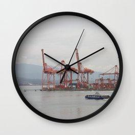 Seabus Wall Clock