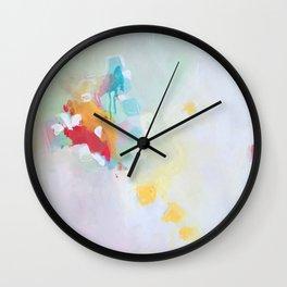 Bare Joy Wall Clock