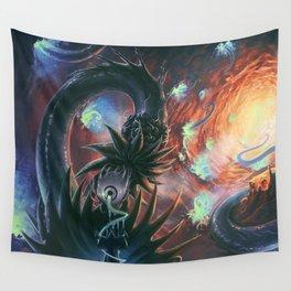 Lovecraft Eye - By Lunart Wall Tapestry