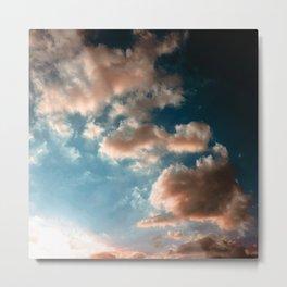 Heaven sky Metal Print