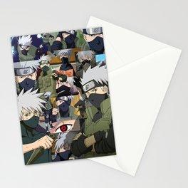 Hatake Shinobi Collage Stationery Cards