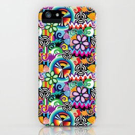 Kynd of Krazy iPhone Case