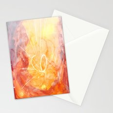 WATERCOLOURS Stationery Cards