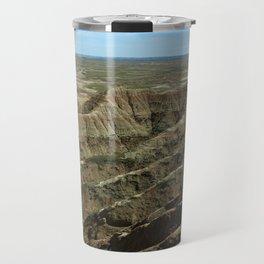 A Rugged Landscape Travel Mug