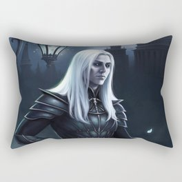 Gaslight Hades Rectangular Pillow