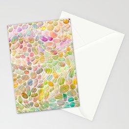 Rainbow River Rocks Stationery Cards