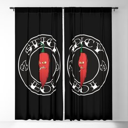 Spicy Boi Blackout Curtain