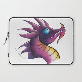 Dragon Purple Laptop Sleeve