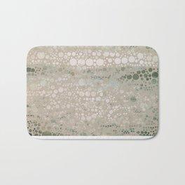 Sea Glass -- Abstract  Bath Mat