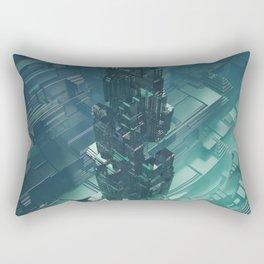 The Last Bastion Rectangular Pillow
