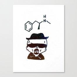 Breaking Bad Heisenberg Canvas Print